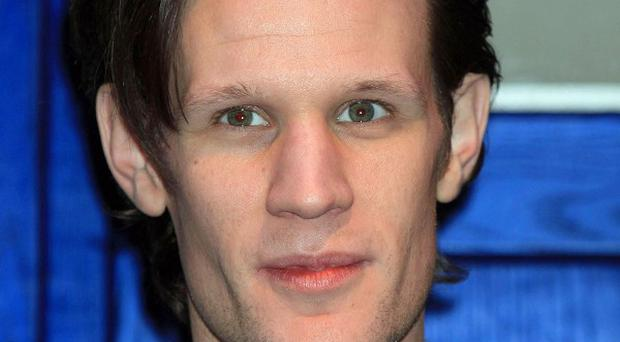 An entire plotline of Doctor Who, starring Matt Smith, was leaked