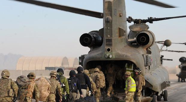 British soldiers were not prepared for the fierce Taliban resistance in Helmand, General Sir David Richards said
