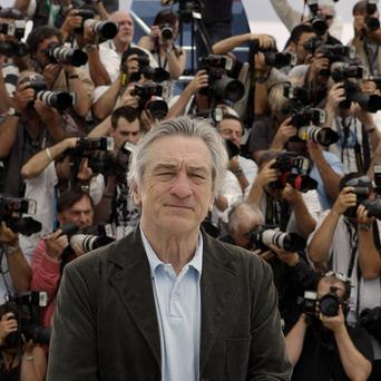 President of the Jury Robert De Niro in Cannes