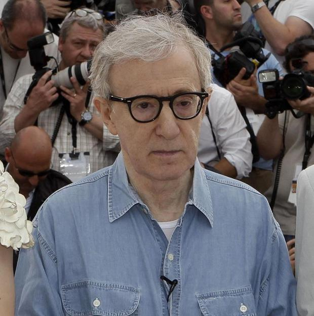 Rachel McAdams, director Woody Allen and Owen Wilson