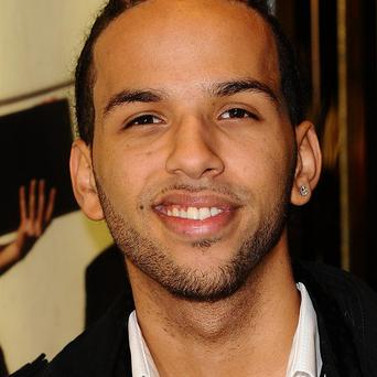 Former I'm A Celebrity contestant Aggro Santos denies the allegation