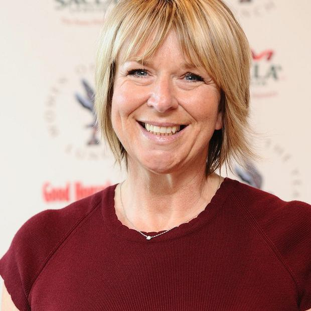 Fern Britton hosted a teatime Channel 4 show