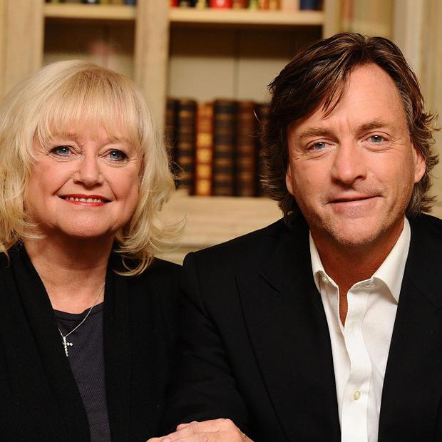 Judy Finnigan and Richard Madeley have a new deal with WH Smith