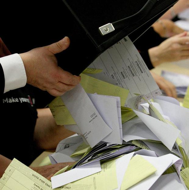 The Northern Ireland Office has pledged to help speed up the counting process for future elections
