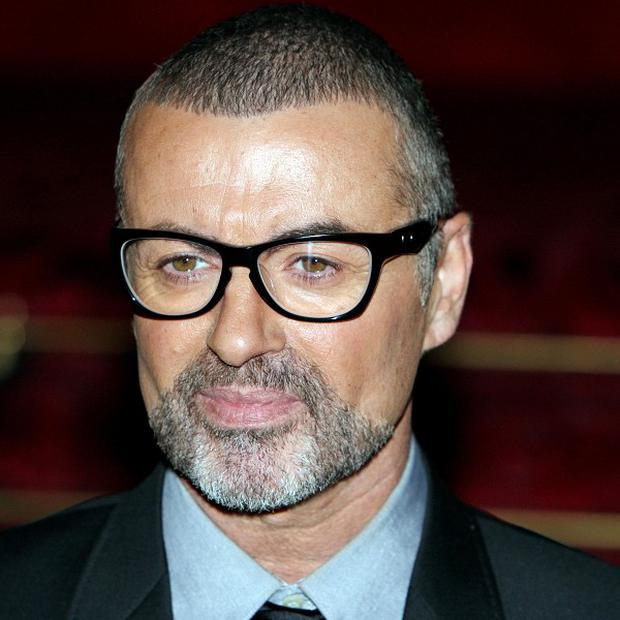 George Michael has announced a tour complete with orchestra