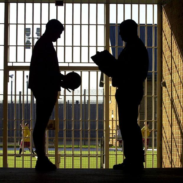 The Government's Big Society can be partly built by those excluded from it, prisoners, a charity says