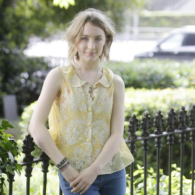 Saoirse Ronan has travelled to some far-flung destinations when filming