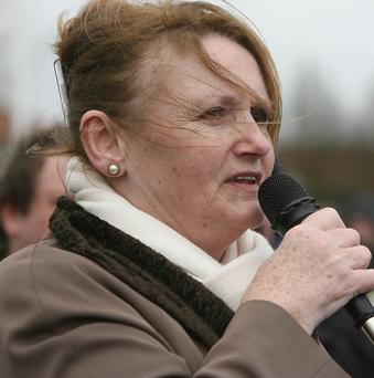 Veteran republican Marian Price