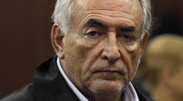 Dominique Strauss-Kahn has been remanded in custody at Manhattan Criminal Court in New York (AP)