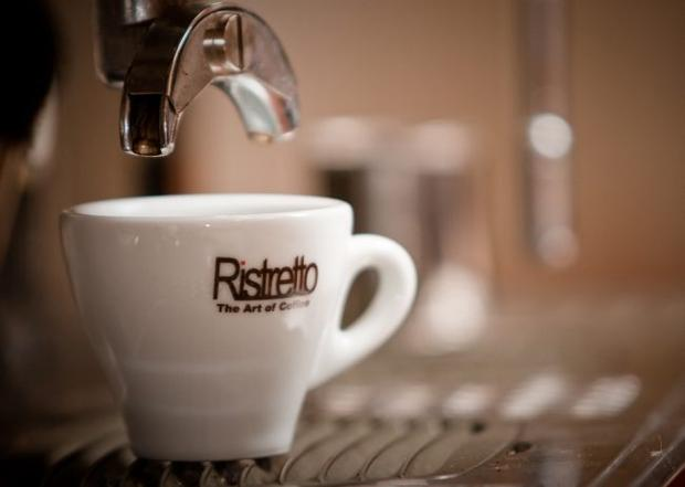 Mark Anderson and Gregg Radcliffe now have five staff and plans to expand their Ristretto business