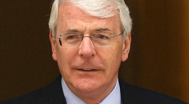 Ex-British PM Sir John Major said the Queen's visit to Ireland will 'put a seal on the past and build for the future'