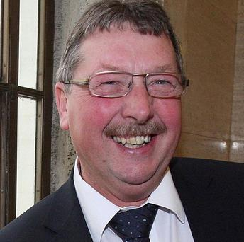 Sammy Wilson has been returned to the crucial Department of Finance portfolio