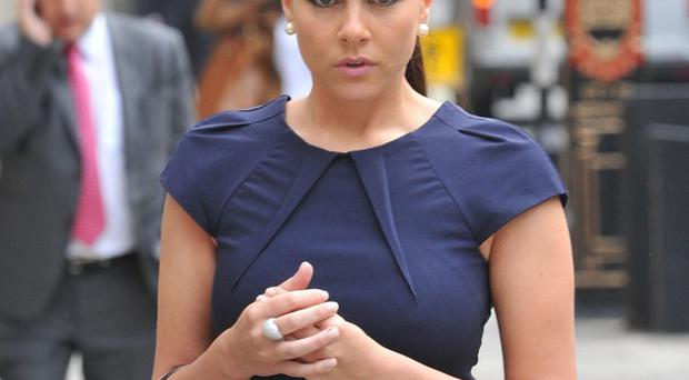 Former Big Brother star Imogen Thomas