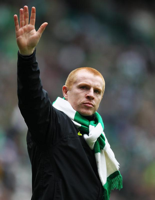 Celtic boss: Neil Lennon