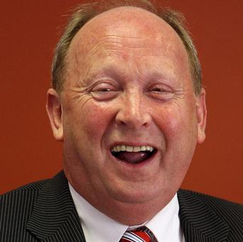 TUV leader Jim Allister