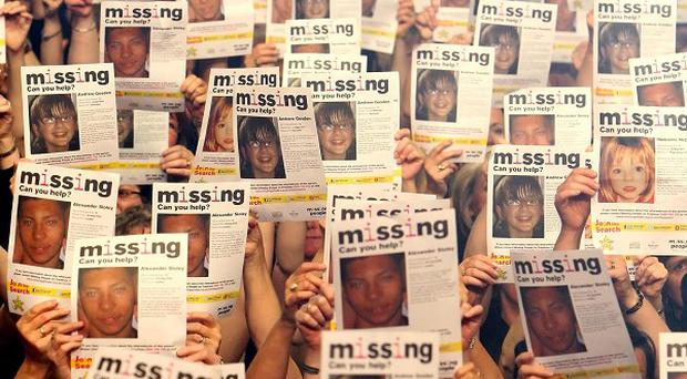 A Twitter campaign is being launched to coincide with International Missing Children's Day