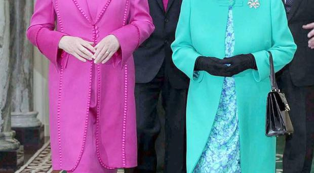 Equal Partnership: President McAleese and the Queen set a new course for Anglo-Irish relations
