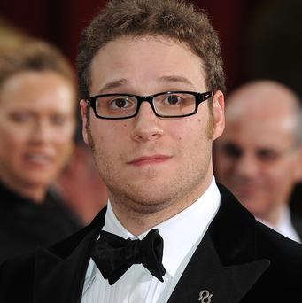 Seth Rogen won't be having a wild stag party