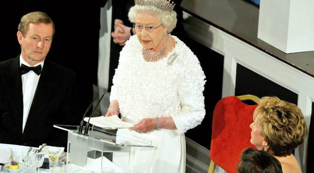 Royal Show: the Queen's speech at Dublin Castle