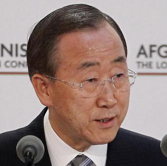 UN secretary general Ban Ki-moon has proposed a new mission for South Sudan
