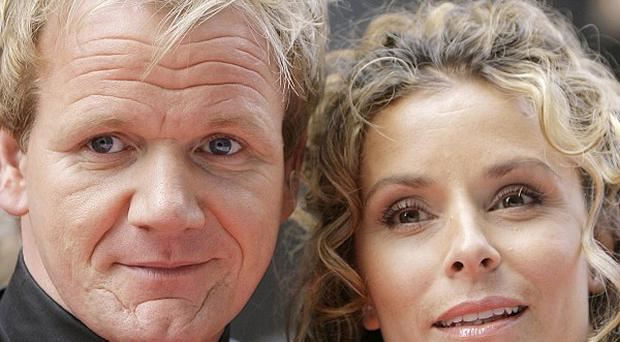 Gordon Ramsay's wife Tana only found out recently about her father's 'second' family