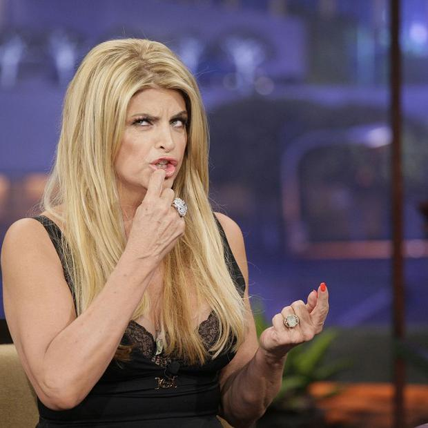 Kirstie Alley wants to focus on her acting career