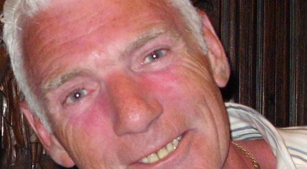 Duncan Morrison was shot dead in Co Down on May 13