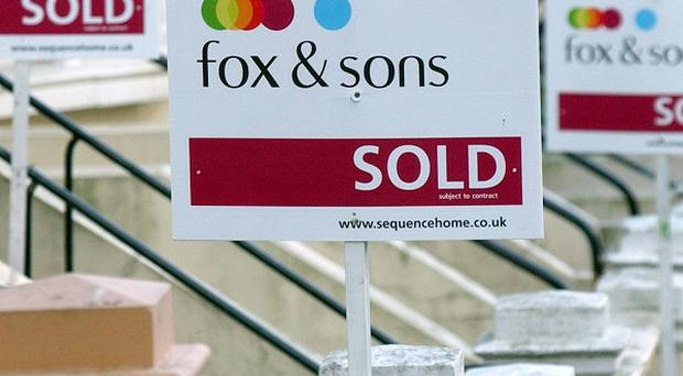 The north-south divide in house prices is widening, according to new figures