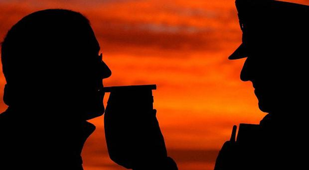 Drink-drivers are in the sights of police officers during a newly-launched summer crackdown