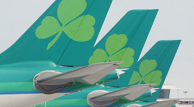 Aer Lingus has warned of possible flight cancellations next week as pilots take industrial action