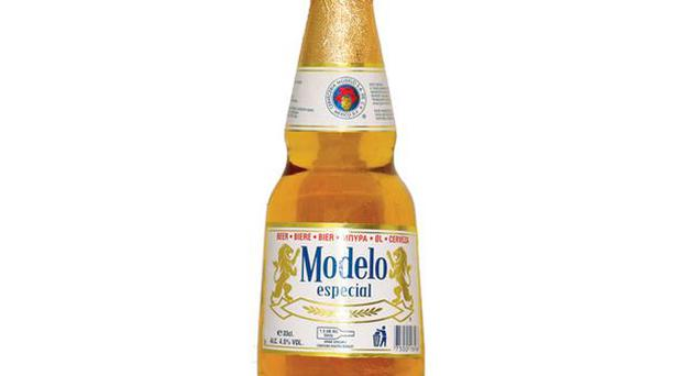 <b>1. Modelo Especial</b><br/> Unlike many other Mexican beers, you don't need a chunk of lime to enjoy this light and frothy lager. Perfect for those sunny afternoons spent soaking up the rays. <br/> £1.58 per bottle, bottlebankwine.co.uk