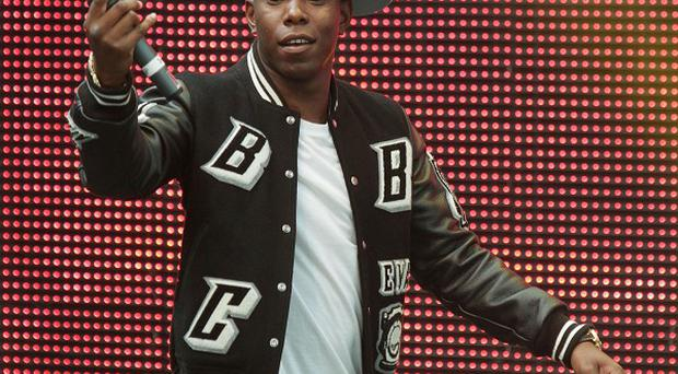 Dizzee Rascal launches Coca-Cola's London 2012 Olympic Torch Relay nomination campaign