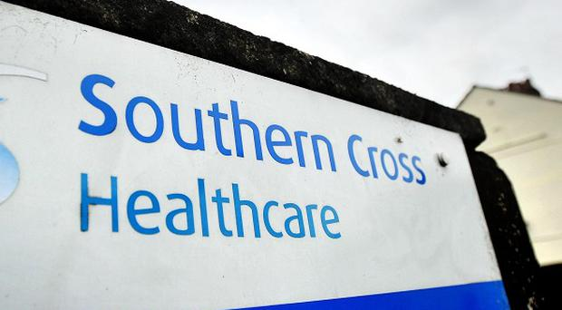 The GMB union is calling on the Government to end 'uncertainty' over the future of Southern Cross care homes