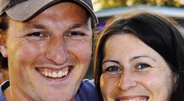 Catherine and Ben Mullany were shot during an apparent botched robbery in Antigua