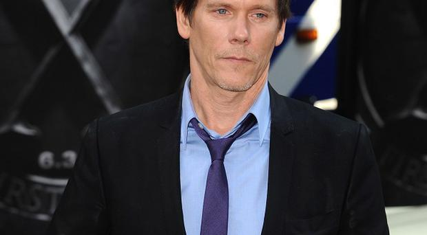 Kevin Bacon says he likes to develop a history for all his characters