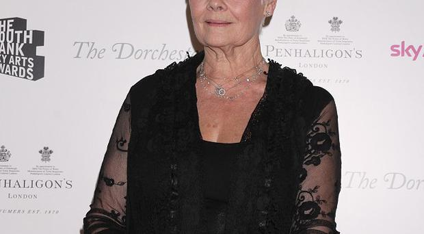 Dame Judi Dench is among the stars who are calling for all drugs to be decriminalised