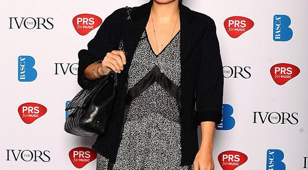 Lily Allen has described fiance Sam Cooper as the love of her life