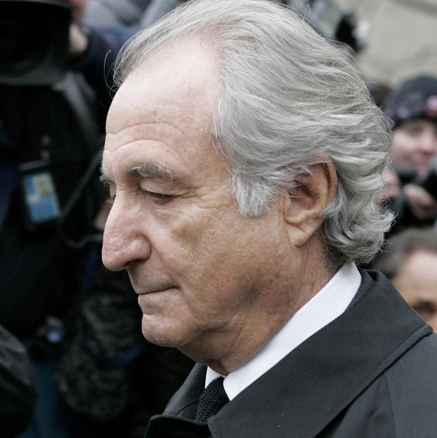 Bernard Madoff is serving a 150-year prison term