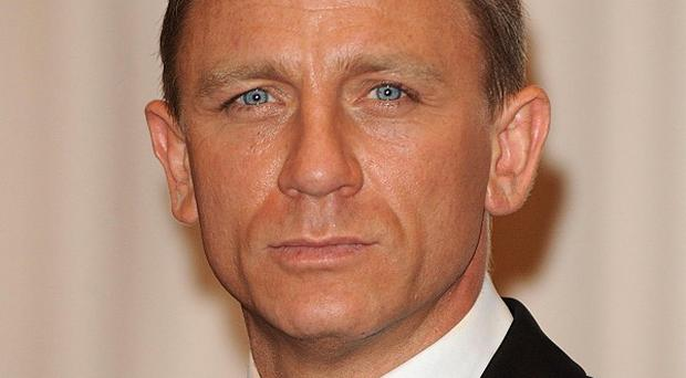 Daniel Craig will make his third appearance as 007