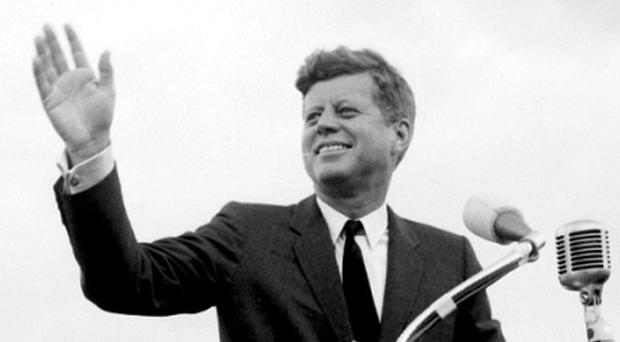 President Kennedy predicted that his early death would preserve his legacy, a leading professor has said
