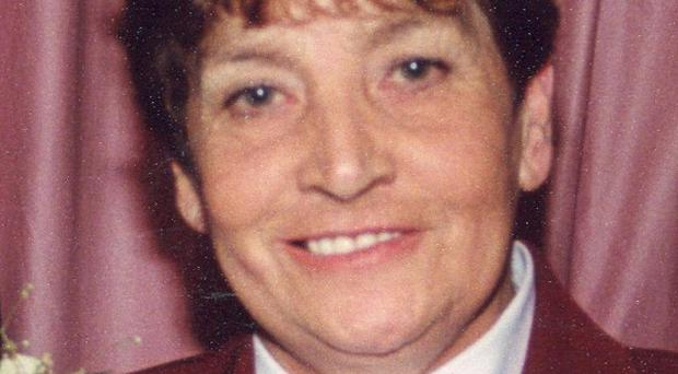 Pensioner Elizabeth McTeggart, 71, who died in her own bed four days after being sent home from Erne hospital in Enniskillen