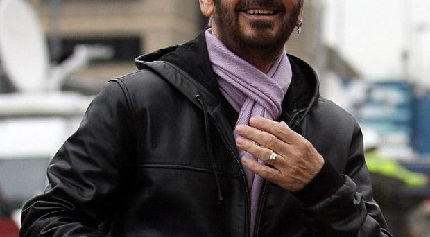 Ringo Starr has said he was only joking when he said he didn't miss Liverpool