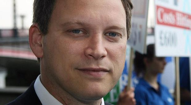 Grant Shapps complained some wealthy people were living in properties that should be kept for the least well off