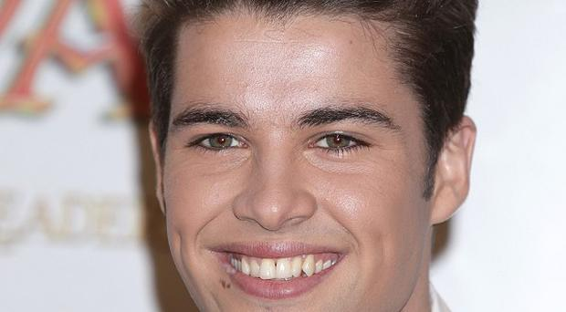 Joe McElderry is used to the weekly format of a talent show