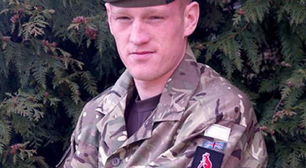 Corporal Michael John Pike, The Highlanders, 4th Battalion, The Royal Regiment of Scotland, who has been named as the British soldier who was killed in Afghanistan