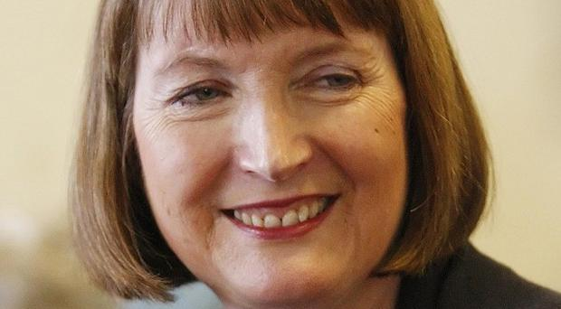 Aid for Egypt must come with a warning that the country's women must not be excluded, deputy Labour leader Harriet Harman says