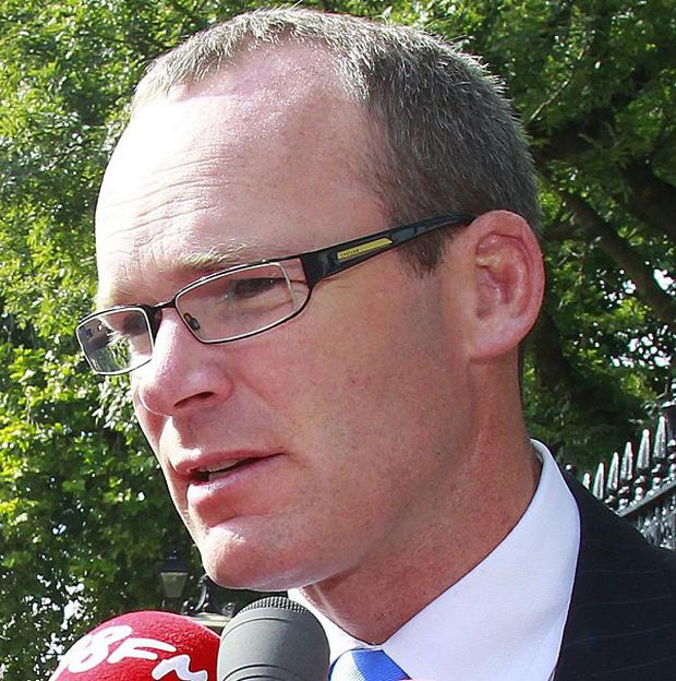 Simon Coveney said 18 companies have been approved for grant aid of 1.7 million euro