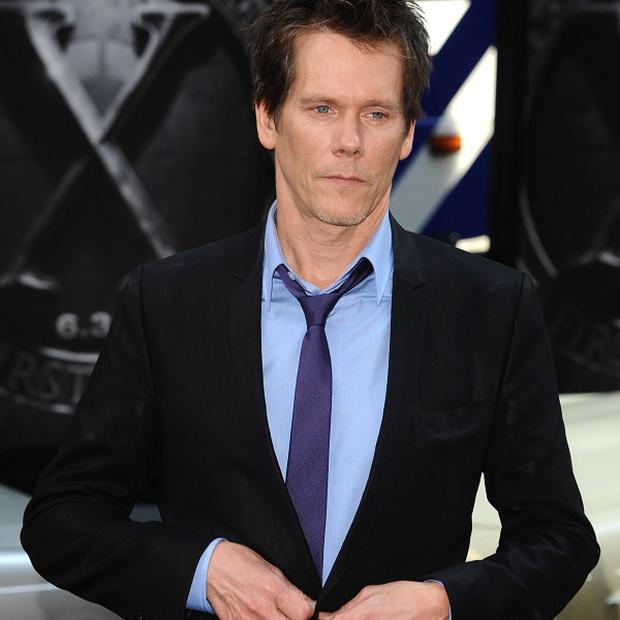 Kevin Bacon stars in the X-Men: First Class film