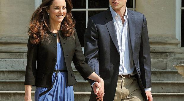 The Duke and Duchess of Cambridge are to move into a home at Kensington Palace