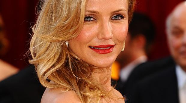 Cameron Diaz says her father's death made her rethink life
